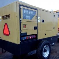 Дизельный генератор Gesan DPS45