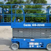 Ножничный подъемник Genie GS 3246